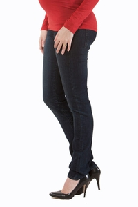 SOLD OUT Seraphine Emilia Super Skinny Maternity Jeans - Darkwash