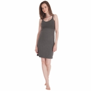 Seraphine Georgia Seamless Bamboo Maternity Nursing Nightie