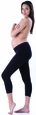 Seraphine Holi Cropped Maternity Leggings