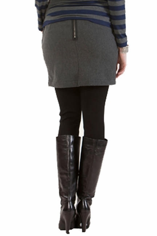 SOLD OUT Seraphine Janine Short Zip Back Skirt