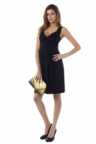 SOLD OUT Seraphine Justine Jersey Maternity And Nursing Dress