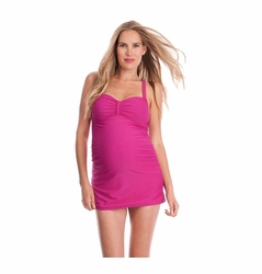 Seraphine Martinique Sweetheart Long Length Maternity Tankini