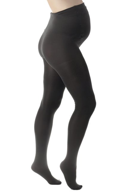 NWT H&M black opaque tights. Size medium with a full panel. These were an extra pair but have worn these same tights through my third trimester and they were really comfortable and supportive in the belly.