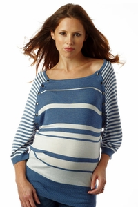 SOLD OUT Seraphine Nessa Bamboo Maternity And Nursing Lightweight Sweater
