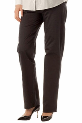 SOLD OUT Seraphine Petra Sateen Finish Maternity Straight Leg Trousers