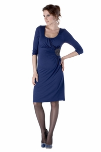 Seraphine Quin Sequin Embellished Maternity Dress