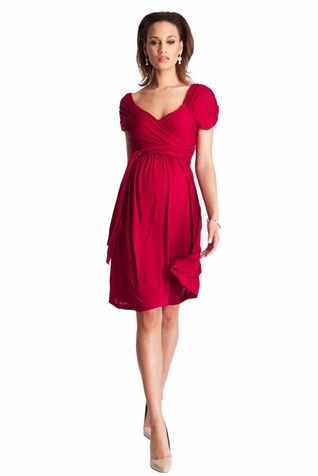 SOLD OUT Seraphine Roxette Maternity Wrap Dress