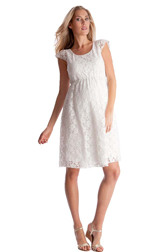 Seraphine Sloane Lace Maternity Dress | Maternity Clothes on Sale ...