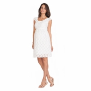 Seraphine Sloane Lace Maternity Dress
