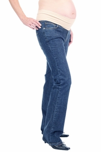 Seraphine Stevie Belly Band Maternity Jeans