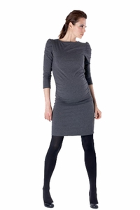 Seraphine Tessina Shift Ruched Maternity Dress