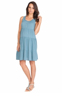 Seraphine Victoria Babydoll Maternity And Nursing Dress