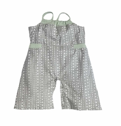 Shirley & Victor by Majamas Baby Girl Dollie Jumpsuit