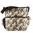 Skip Hop Duo Deluxe Edition Diaper Bag - Cherry Bloom