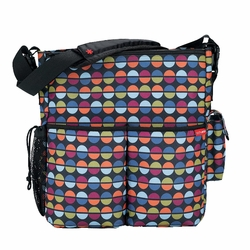 Skip Hop Duo Deluxe Edition Diaper Bag - Sequins