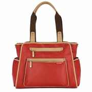 SOLD OUT Skip Hop Grand Central Tote Diaper Bag - Cinnamon