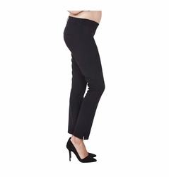 Slacks & Co. Athens Slim Leg Ankle Length Maternity Trouser