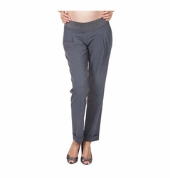 Slacks & Co. Vienna Cuffed Maternity Trouser