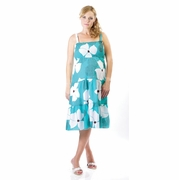 SOLD OUT 2-in-1 Floral Dress/Skirt by Japanese Weekend-FINAL SALE