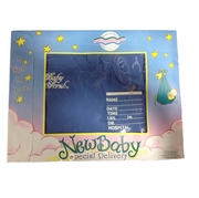 SOLD OUT Baby Scrub Inc. Newborn Scrub Set Baby Keepsake - Boy