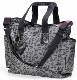 SOLD OUT Babymel Leopard Tote Diaper Bag