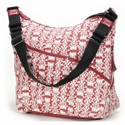 SOLD OUT  Babymel Red Sammie Diaper Bag