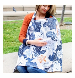 SOLD OUT Bebe au Lait Katori Cotton Nursing Cover