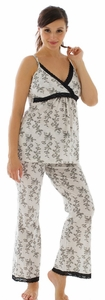 SOLD OUT Belabumbum Jasmine Maternity and Nursing Pajama Set