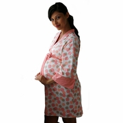 SOLD OUT Belabumbum Mei Maternity And Nursing Robe
