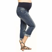SOLD OUT Boyfriend Maternity Jeans by Lilac