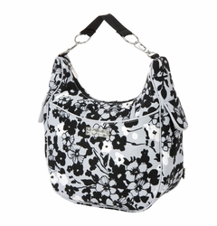 SOLD OUT Bumble Bags Chloe Convertible Diaper Bag - Evening Bloom