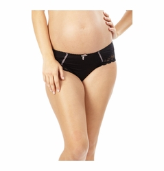 SOLD OUT Cache Coeur Lisa Lace Trim Maternity Shorty Panty