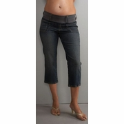 SOLD OUT Cropped Maternity Pants by Maternal America-FINAL SALE