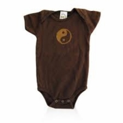 SOLD OUT Diaper Dude Yin Yang Bodysuit -FINAL SALE