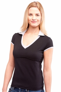 SOLD OUT Due Short Sleeve Sporty Nursing Top-FINAL SALE