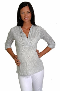 SOLD OUT Emma Maternity Top by Everly Grey