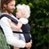 SOLD OUT Ergo Sport Baby Canvas Carrier - Black by Ergobaby