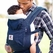 SOLD OUT Ergobaby Organic Ergo Baby Twill Carrier - Navy
