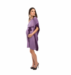 SOLD OUT Everly Grey Bennet One Shoulder Maternity Dress