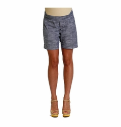 SOLD OUT Everly Grey Miren Belly Panel Maternity Shorts