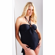 SOLD OUT Jennie O-Ring Maternity Tankini by Maternal America
