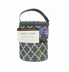 SOLD OUT JJ Cole Collections Bottle Cooler Bag - Stone Arbor