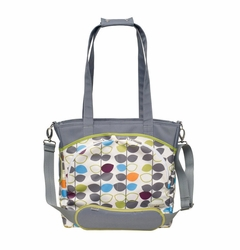 SOLD OUT JJ Cole Collections Mode Tote Diaper Bag - Mixed Leaf