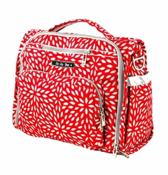 SOLD OUT Ju-Ju-Be B.F.F. Tote/Backpack Style Diaper Bag - Scarlet Petals