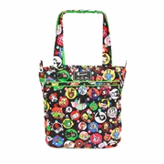 TEMPORARILY OUT OF STOCK Ju-Ju-Be Be Light Tote Bag - Tokidoki  Bubble Trouble