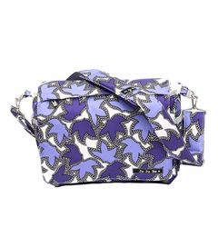 SOLD OUT Ju-Ju-Be Better Be Messenger Style Diaper Bag - Lilac Lace