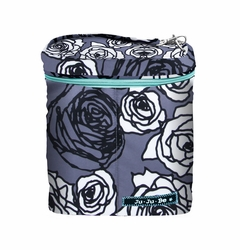SOLD OUT  Ju Ju Be Fuel Cell Bottle Bag - Charcoal Roses