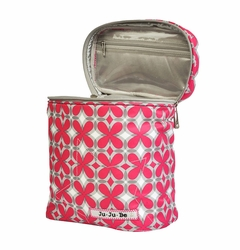 SOLD OUT Ju Ju Be Fuel Cell Bottle Bag - Pink Pinwheels