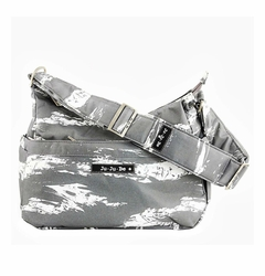 SOLD OUT Ju-Ju-Be Hobo Be Diaper Bag - Mister Grey