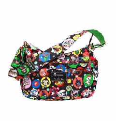 SOLD OUT  Ju-Ju-Be Hobo Be Diaper Bag - Tokidoki Bubble Trouble